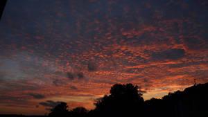 September 25th Sunset
