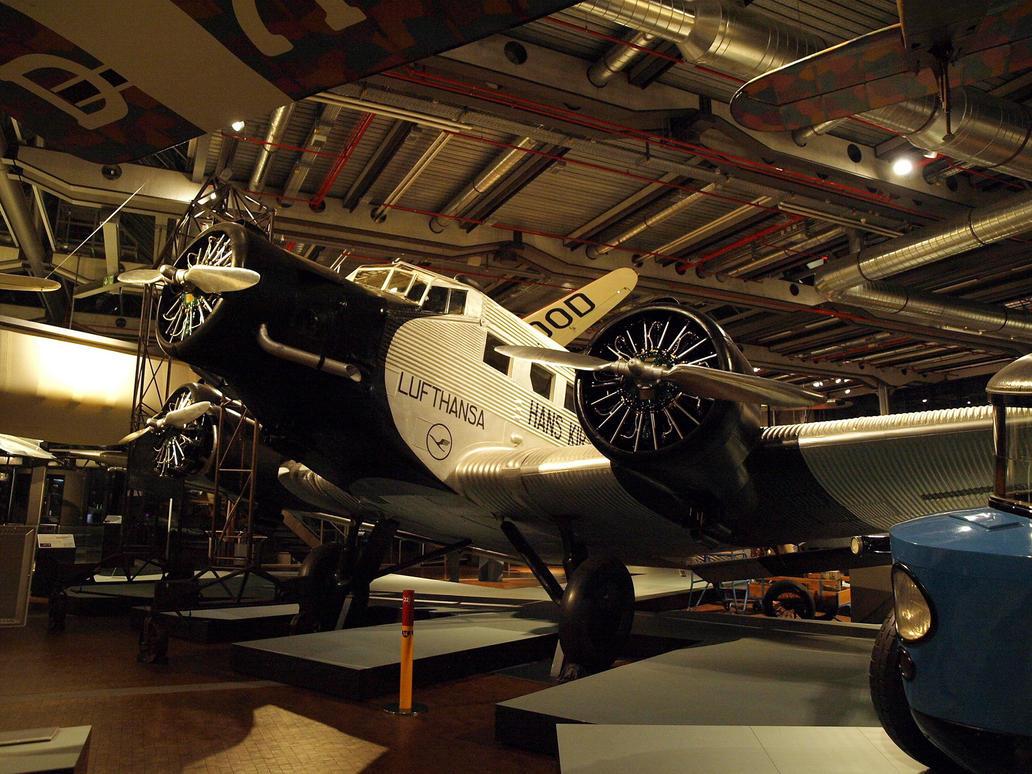 November 11th, Junkers Ju-52 by Taliesin-Neonblack