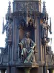 September 10th, Charles IV Monument, Prague