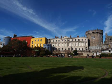 October 20th, Dublin Castle