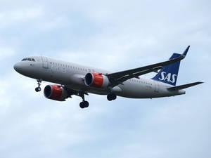 October 20th, SAS Airways A320-200Neo, LN-RGL