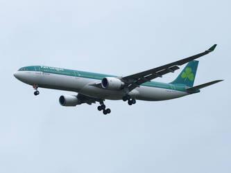 October 20th, Aer Lingus A330-300, EI-GAJ