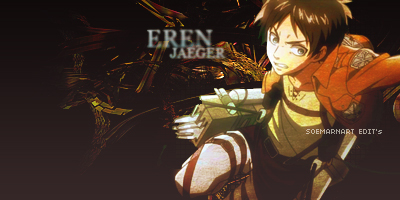 Eren Signature by asrchy