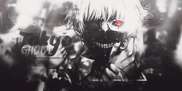 Tokyo Ghoul (Kaneki Ken) by asrchy