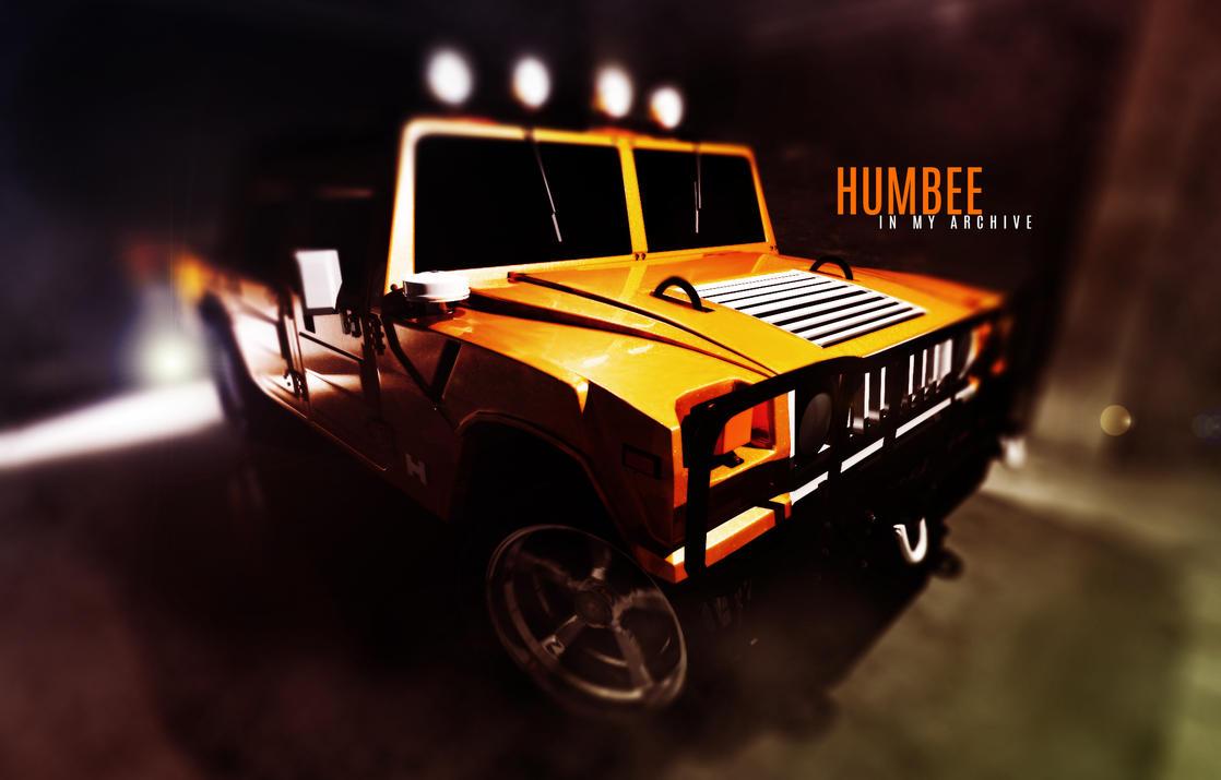 Hummer-2big by yogendra99