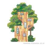 Whimsical house (6)