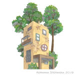 Whimsical house (8/8)