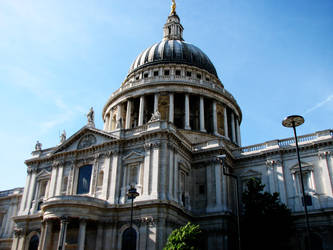 St. Paul's Cathedral VII by ashcro85