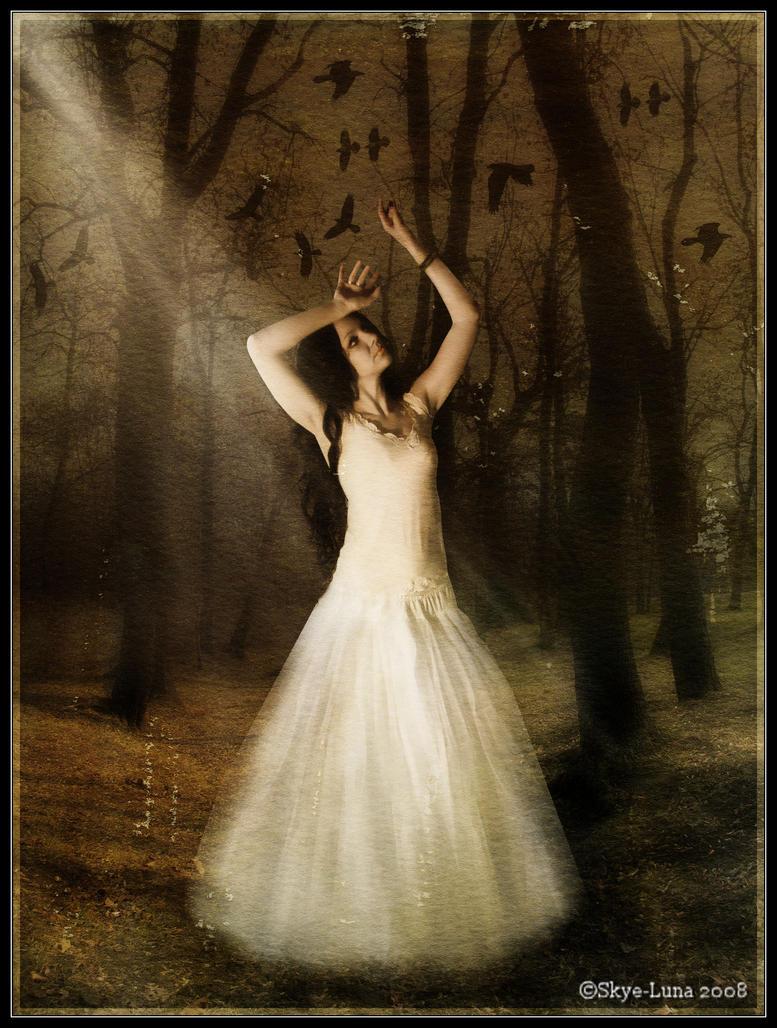 Autumn Dancer version 2 by Skye-Luna