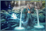 Goddess of Water by Skye-Luna