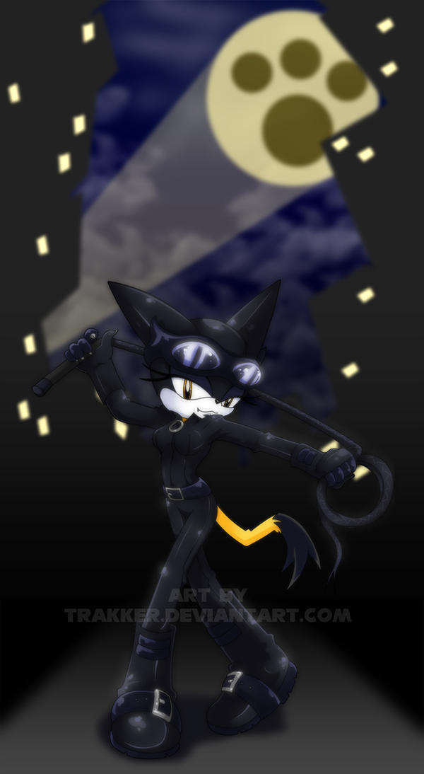 Commish: Catwo...cat