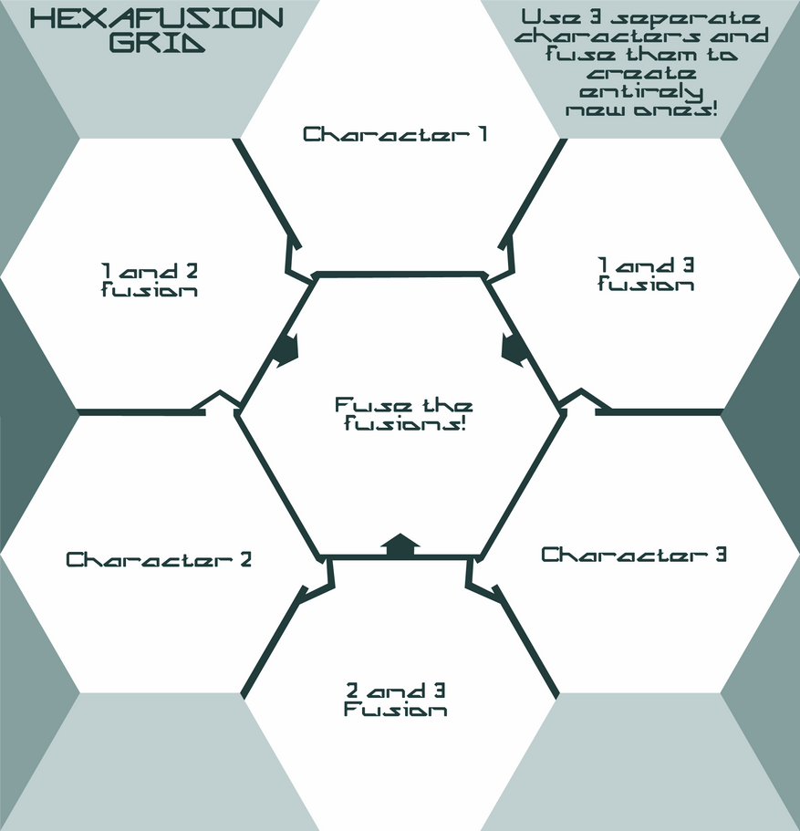 Hexafusion grid by trakker on deviantart hexafusion grid by trakker ccuart Image collections