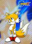 More sonic x type art - Tails
