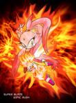 BURNING BLAZE - sonic rush