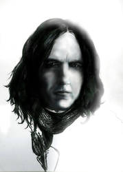 Severus Snape by FrigidlyCynical