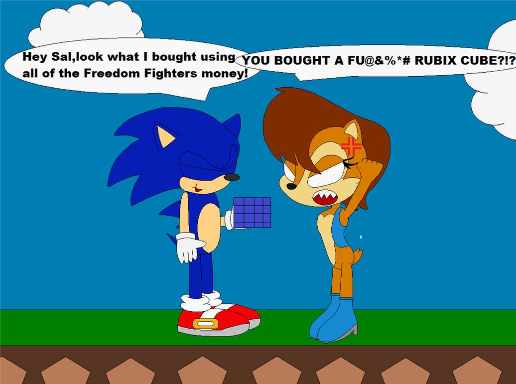 Sonic Burp Vore: Look What I Got! By Marioman94 On DeviantArt