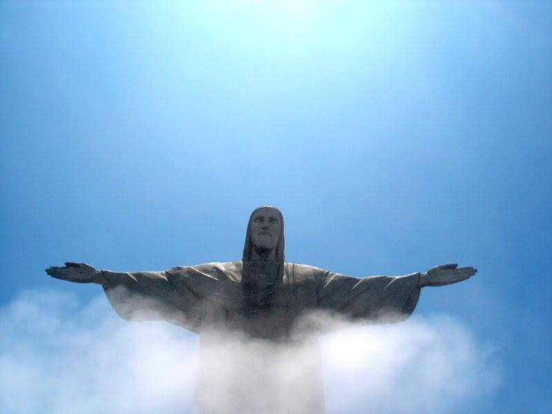 Cristo Redentor RJ by drykkaa