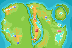 Izaga Region Map v.2, WIP by ZedKalEios