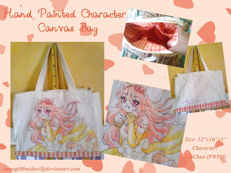 LiuChun Character Bag by kunogi09midori