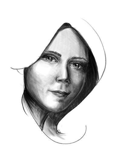 Face by Solea-ru
