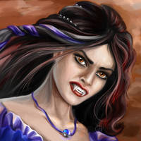 Vampire by Solea-ru