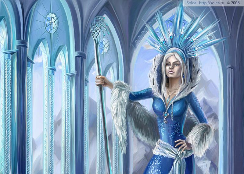 Ice Queen by Solea-ru