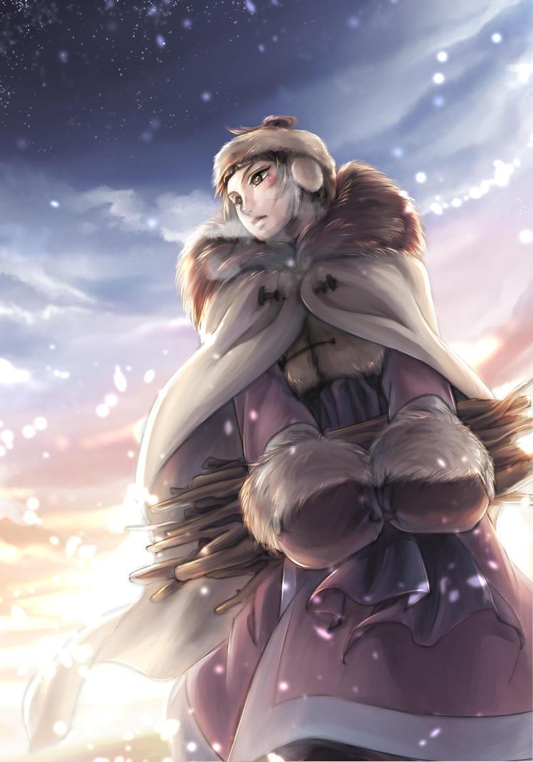DBE-Winter by V-Sil