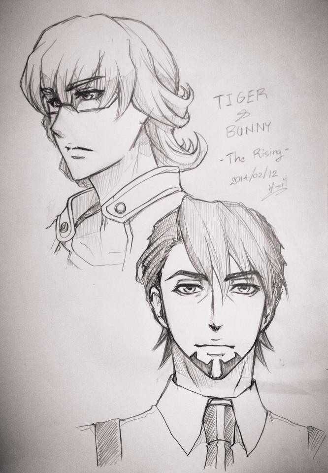 TnB_The Rising by V-Sil