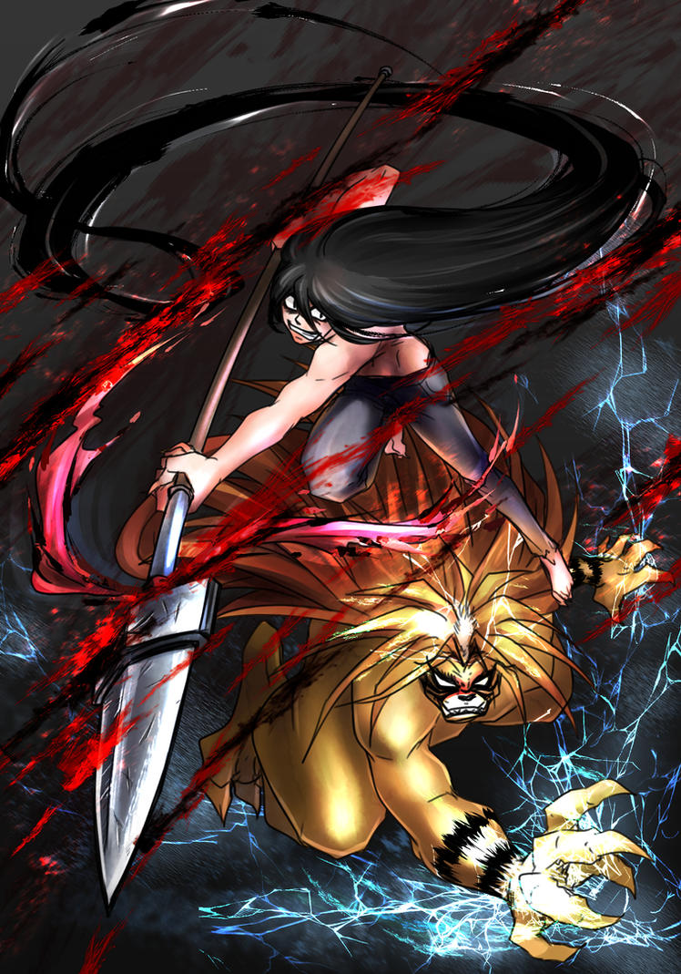 Ushio to Tora by V-Sil