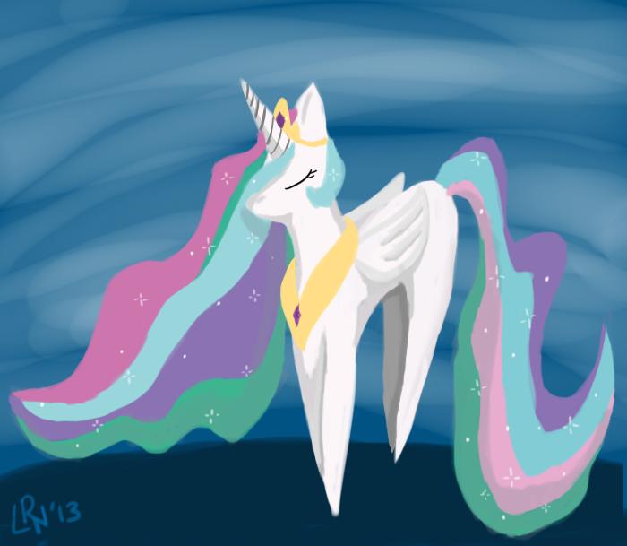 Sun Pony by Jackasplat
