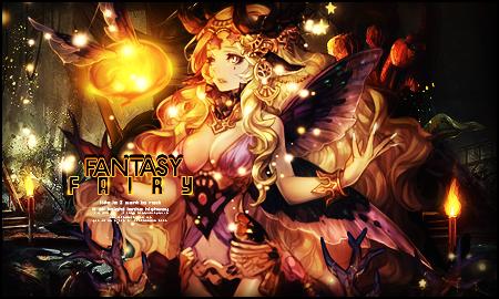 Fantasy Fairy by StormShadownGFX