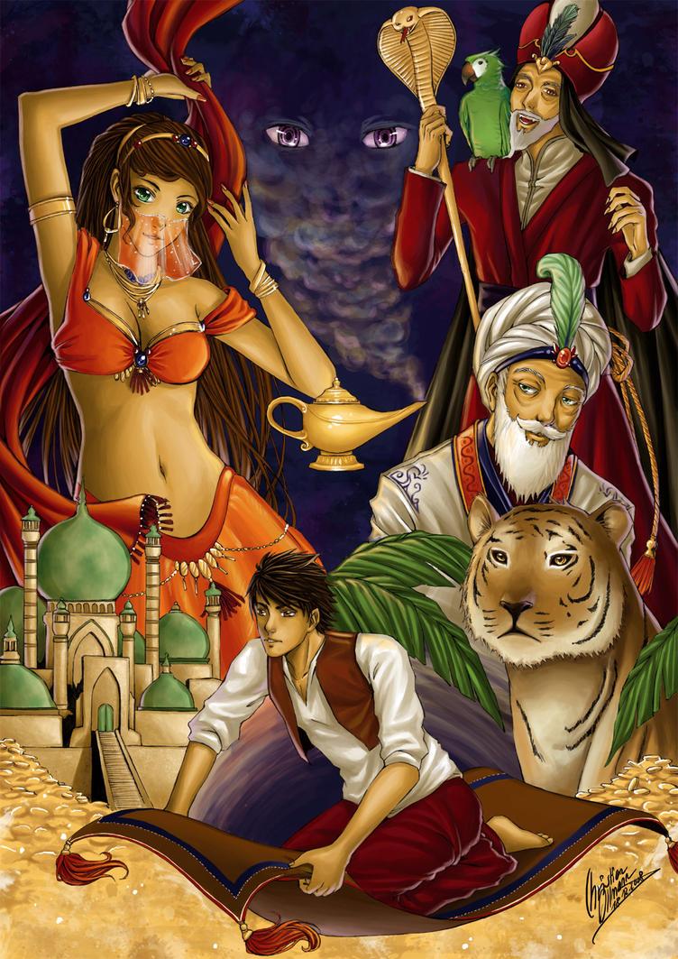 1001 arabian night stories:
