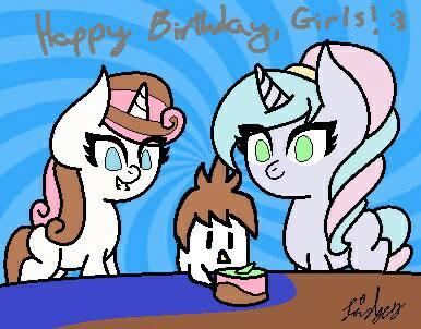 Happy Birthday!  by MysticxBeauty
