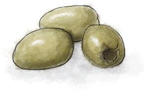 Olives by torstan