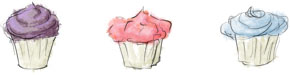 Mini cupcakes by torstan