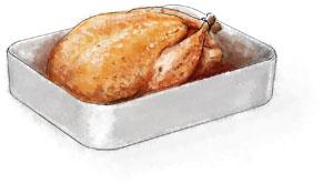 Butter Roast Turkey by torstan