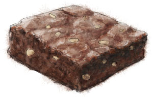 Brownie by torstan