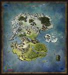 Dark Warriors Map