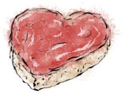 Jam Heart by torstan