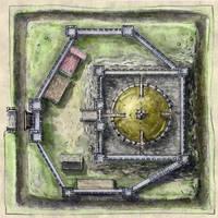 Fortress Tile by torstan