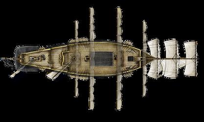 Pirate Ship by torstan