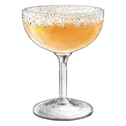 Sidecar Cocktail by torstan