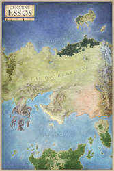Central Essos - More Official Maps of Ice and Fire by torstan