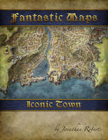 The Iconic Town Map Pack by torstan