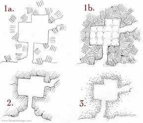 Dungeon Wall Styles
