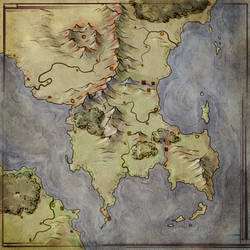 How to use a map as a worldbuilding aid