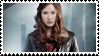 Amy Pond Stamp by raven-pryde