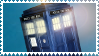 TARDIS Stamp by raven-pryde