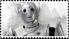 Cyberman Stamp by raven-pryde