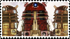 Daleks Stamp by raven-pryde